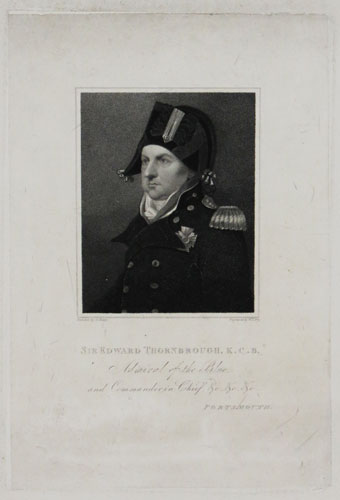 Sir Edward Thornbrough, K.C.B.