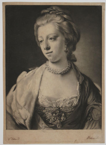 [Caroline Matilda, Queen of Denmark.]