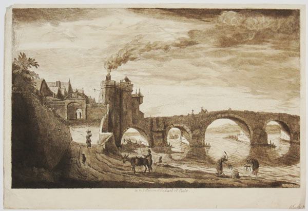 [View of Amboise.]