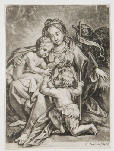 [Virgin and Child with John the Baptist]