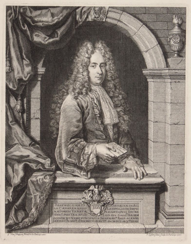 [Portrait of Bartolomeo Giavarina.]