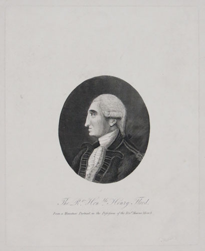 The Rt. Hon.ble Henry Flood.
