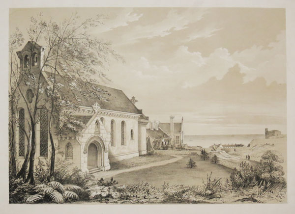 [Church of St. Bartholomew, Apostle and Martyr, Cresswell.]