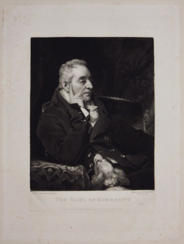 The Earl of Egremont.