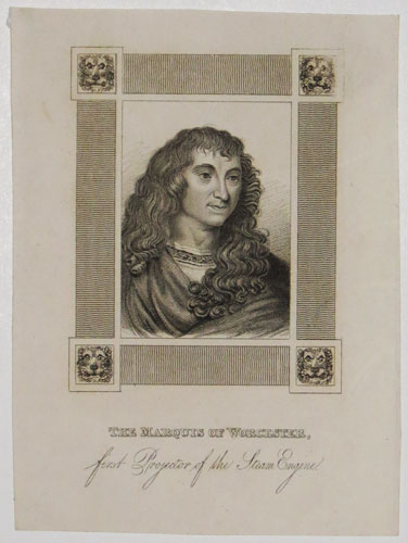 The Marquis of Worcester,
