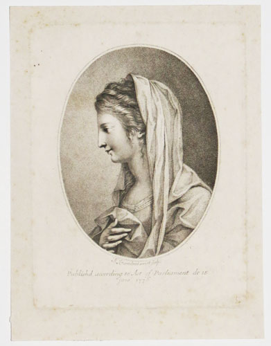 [Profile of a Woman.]