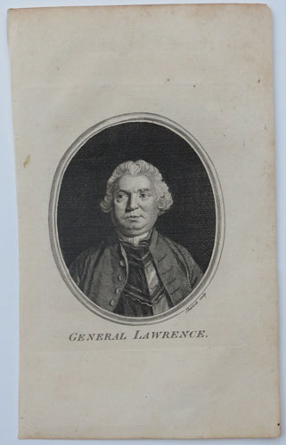 General Lawrence.