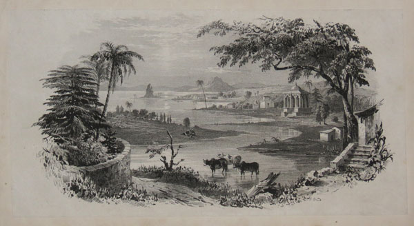[Landscape, probably South-East Asia.]