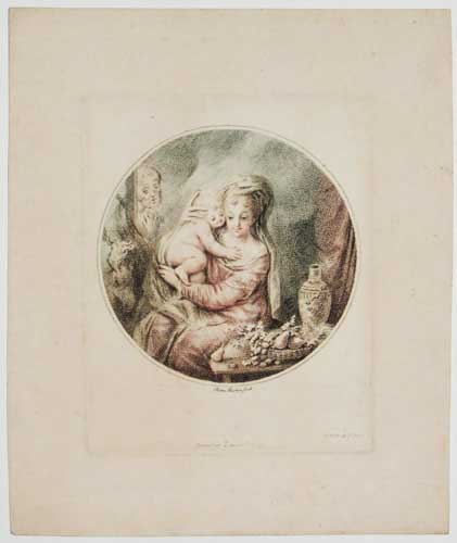 [Mother and Child.]