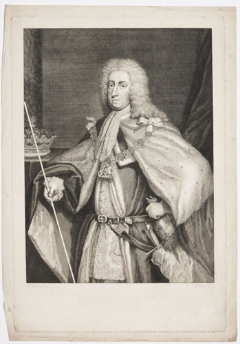 [Lionel Cranfield Sackville Duke of Dorset.]