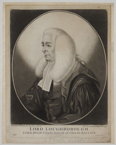 Lord Loughborough.
