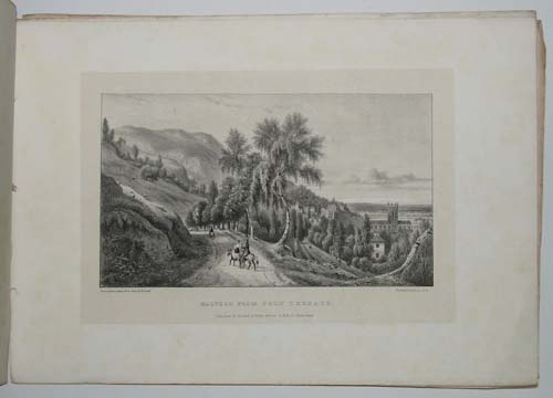 Sketches of Malvern, and its Vicinity, Drawn on Stone and Published by H. Lamb, Royal Library, Malvern, and Fancy Repository, High Street, Cheltenham.