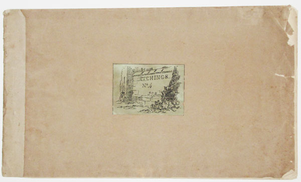 [Four lithographs in original wrappers]
