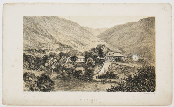 [Views of St. Helena; Illustrative of Its Scenery & Historical Associations. From Photographs By G.W. Melliss, Esq. Surveyor-General of the Island, 1857.]