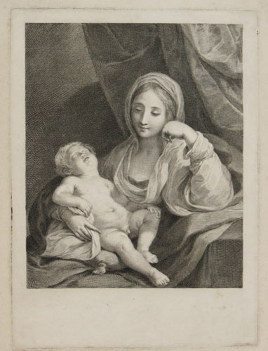 [The Holy Virgin and Infant Jesus]