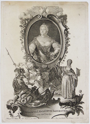 Elisabeth I. Russorum Imperatrix