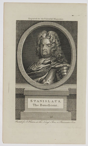 Stanislaus, the Beneficent.