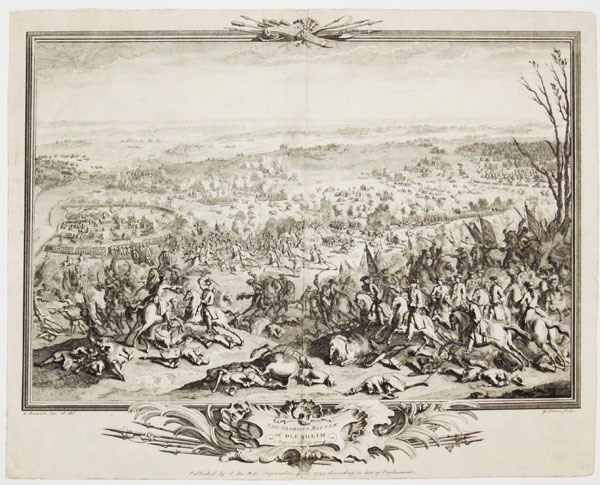 The Glorious Battle of Blenheim