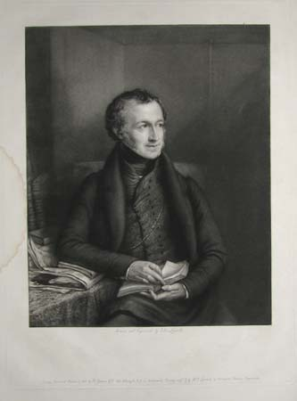 [The Rt. Honble. Thos. Spring Rice, Chancellor of the Exchequer &c.]