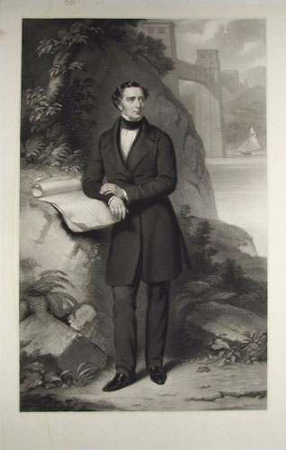 [Robert Stephenson, Esq.re M.P.]
