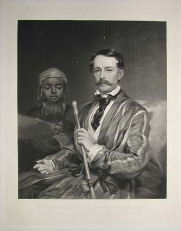 The Honourable Charles Augustus Murray, H.B.M's agent and Consul General in Egypt &c. &c.