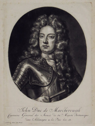 John Duc de Marlborough