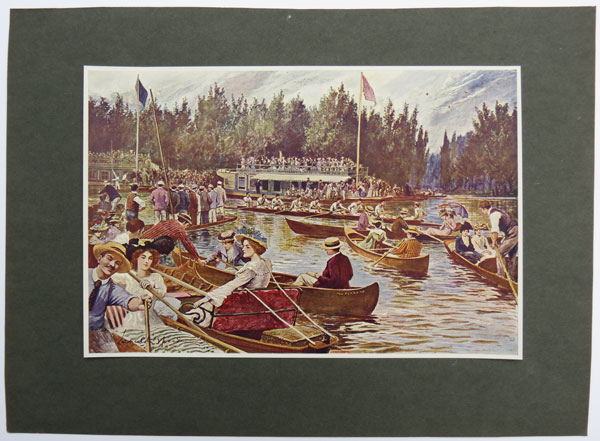 [Rowing at Oxford.]