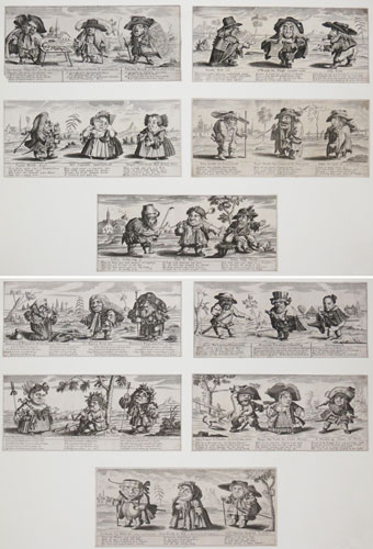 [Series of 30 Dwarfs.]