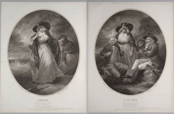 See the Tale of Louisa, in Poems & Essays by the late Miss Bowlder of Bath.