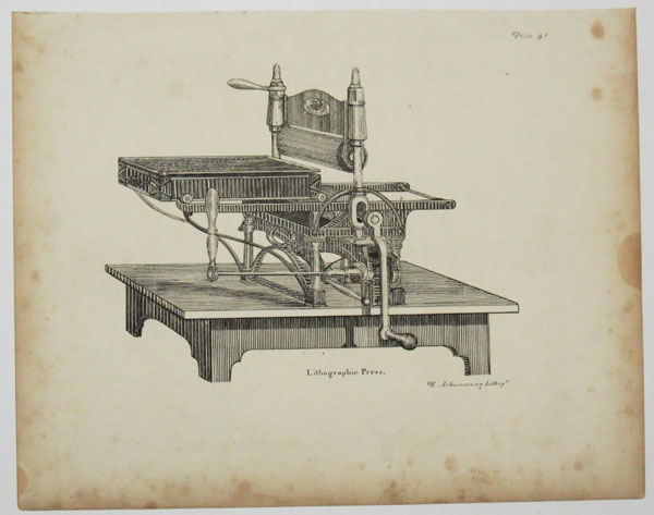 Lithographic Press.