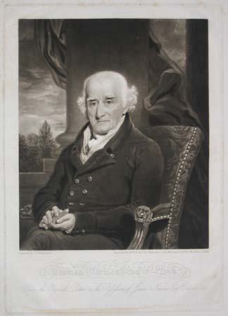 Thomas Morison, Esqre. Of Elsick. From the Original Picture in the Possession of James Nairne Esq. Edinburgh.