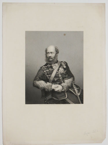 [George Charles Bingham, 3th Earl of Lucan.]