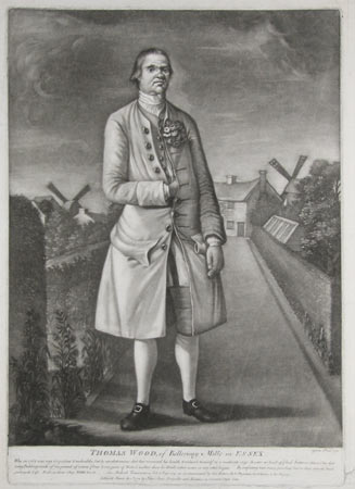 Thomas Wood, of Bellericay Mills in Essex.