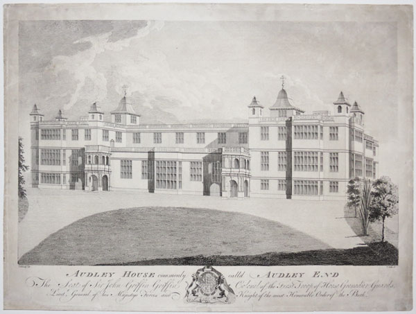 Audley House commonly call'd Audley End