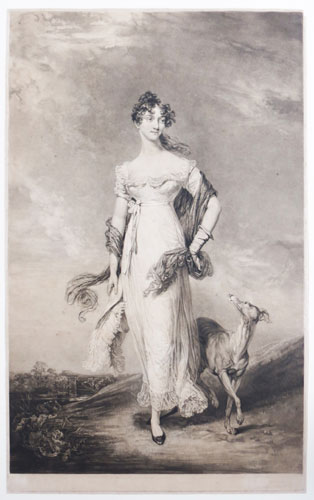 [Lady de Tabley. or  Lady Leicester.]