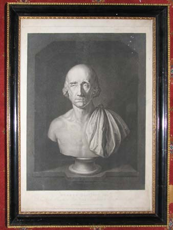 Warren Hastings Esqr.  Dedicated to the Honourable the East India Company by their most obedt. humble Servt.