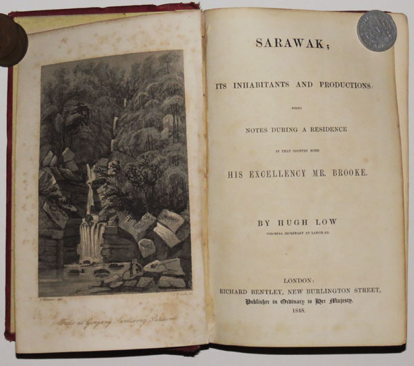 Sarawak; its Inhabitants and Productions: