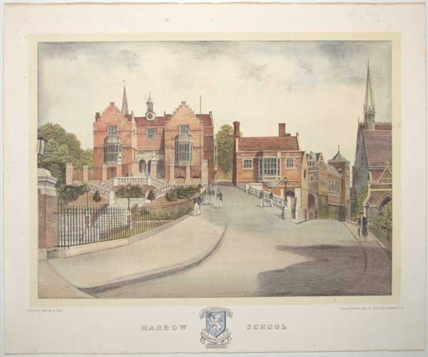 Harrow School.