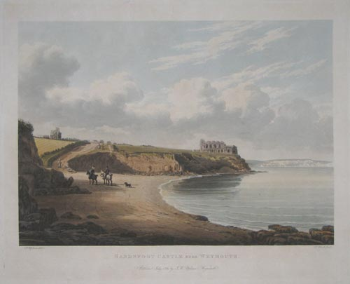 Sandsfoot Castle Near Weymouth.