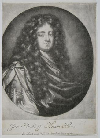 James Duke of Monmouth.
