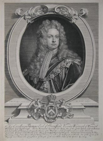 His Excellency Thomas Earl of Strafford