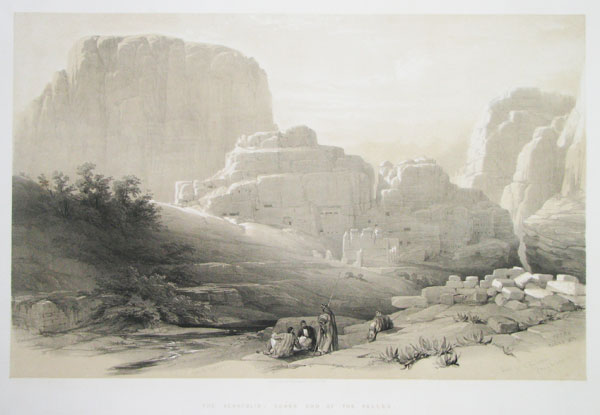 The Acropolis, Lower End of the Valley.
