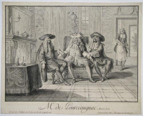 Mr. de Pourceaugnac  Act.1er. Sc.8.