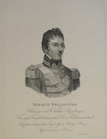 Marquis Wellington.