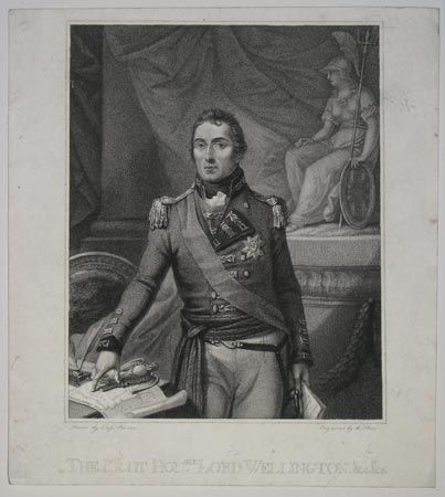 The Right Hon.ble Lord Wellington. &c.&c.