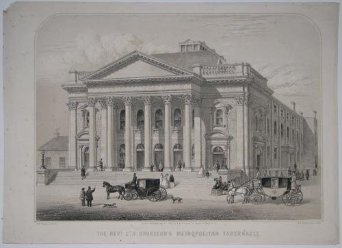 The Metropolitan Tabernacle