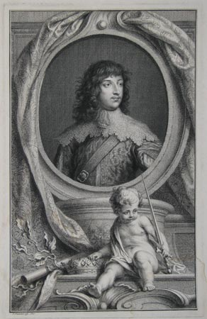 [William Russell, First Duke of Bedford.]