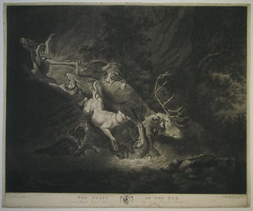 The Death of the Elk,