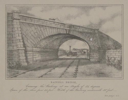 Rainhill Bridge,
