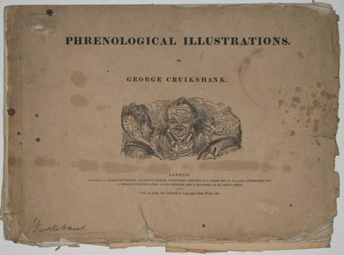 Phrenological Illustrations.